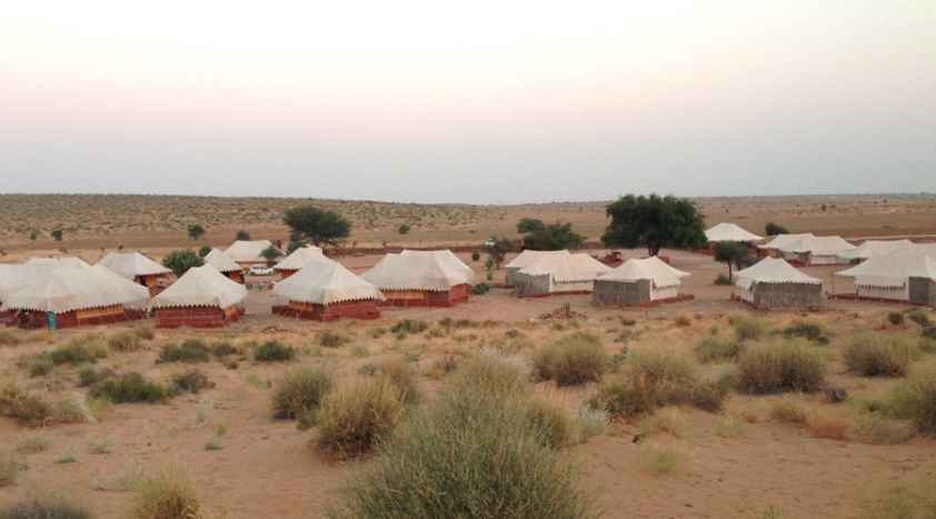 Golden Dune Camp (SAM),Jaisalmer