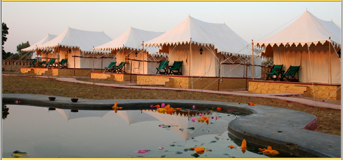Mirvana Nature Resort,Jaisalmer