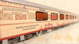 Train Majestic Rajasthan With Taj